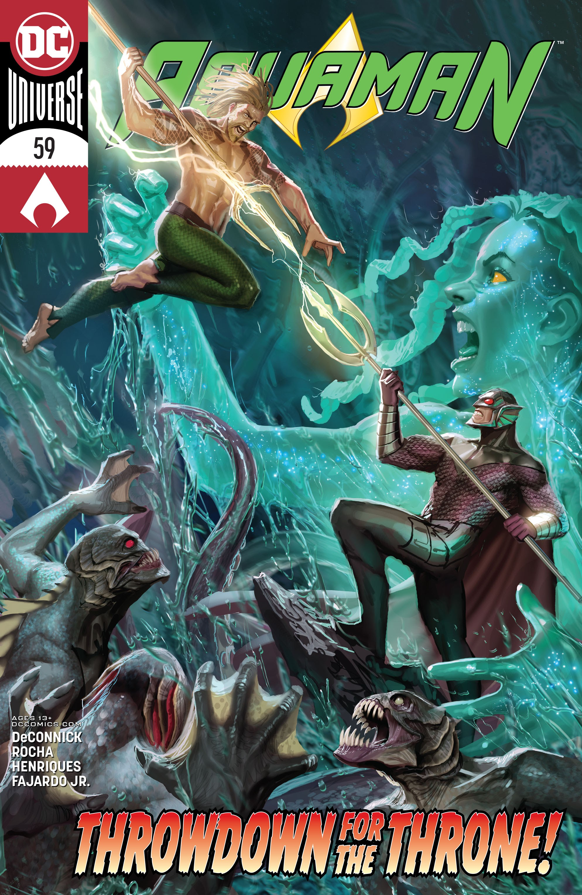 Aquaman Vol 8 59