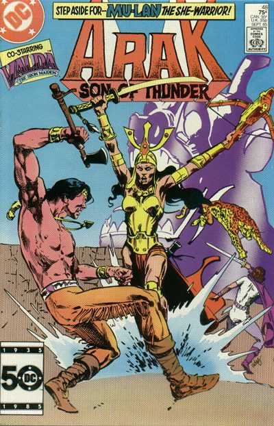 Arak: Son of Thunder Vol 1 48