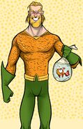 Arthur Curry Dear Justice League 001