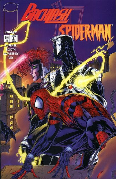 Backlash/Spider-Man Vol 1 1