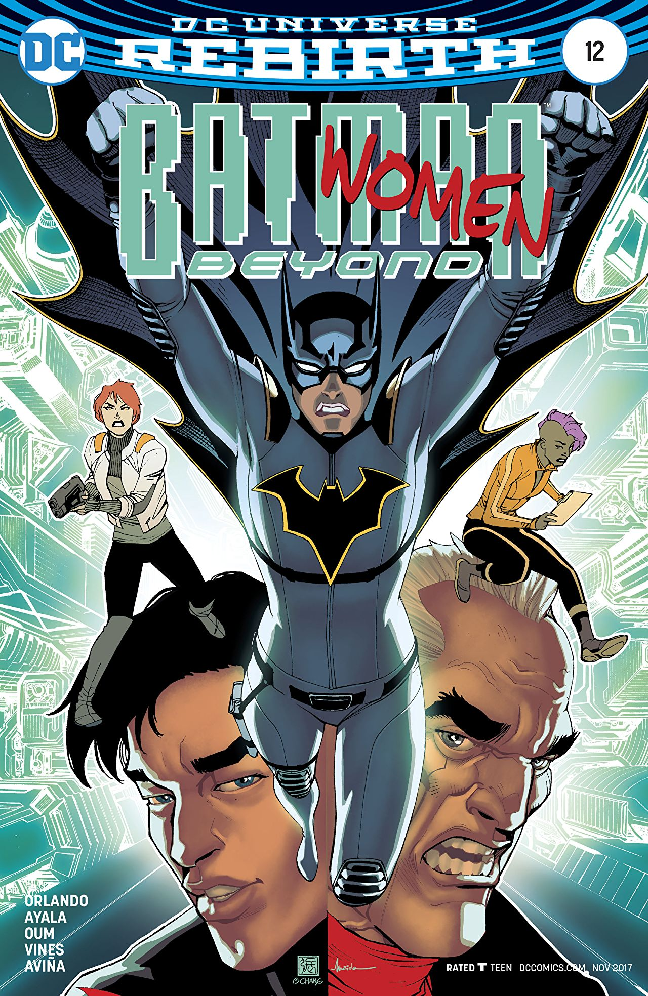 Batman Beyond Vol 6 12