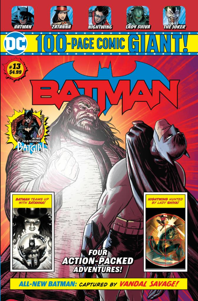 Batman Giant Vol 1 13