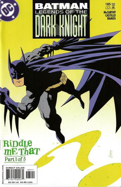 Batman: Riddle Me That
