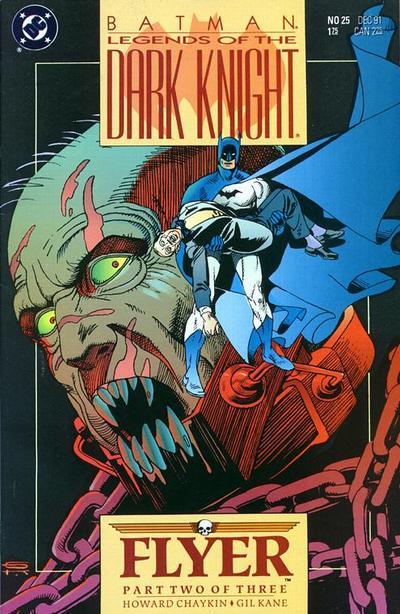Batman: Legends of the Dark Knight Vol 1 25