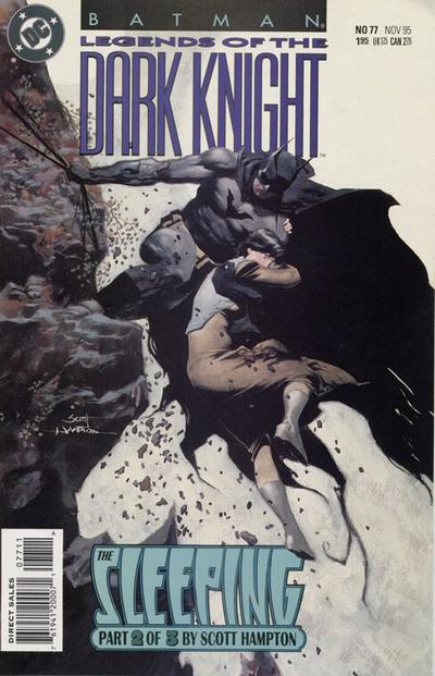 Batman: Legends of the Dark Knight Vol 1 77