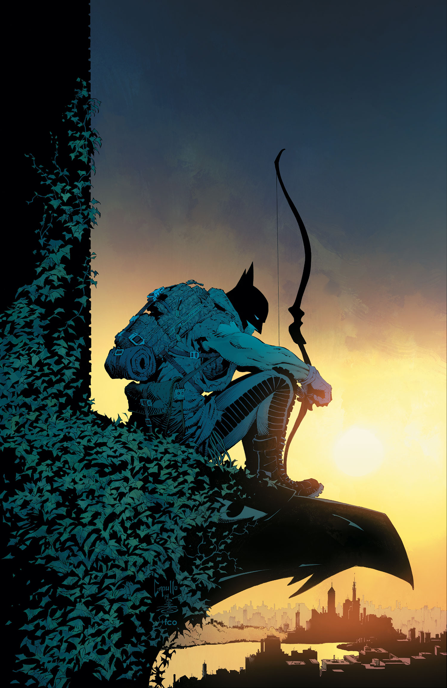 Batman: Zero Year - Dark City (Collected)