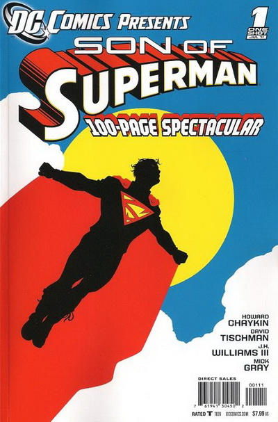 DC Comics Presents: Son of Superman Vol 1 1