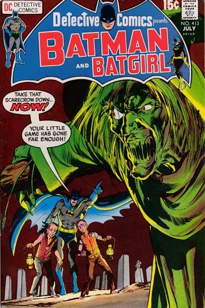Detective Comics Vol 1 413