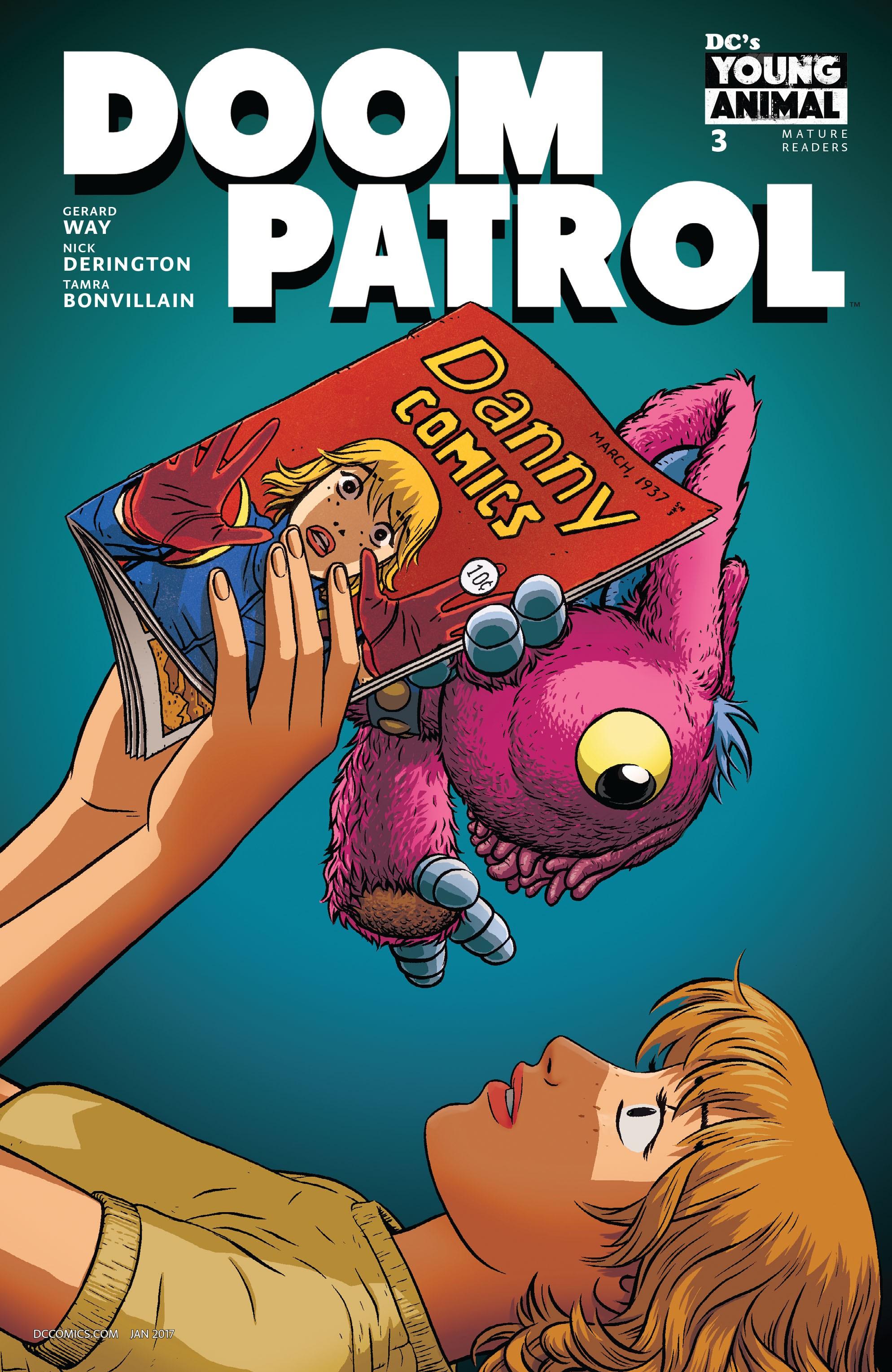 Doom Patrol Vol 6 3