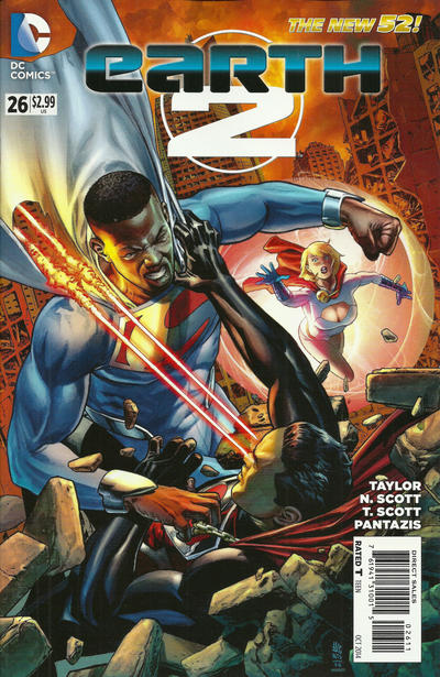 Earth 2 Vol 1 26