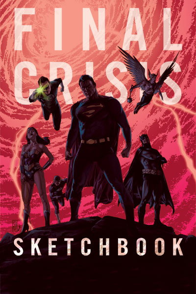 Final Crisis Sketchbook Vol 1 1