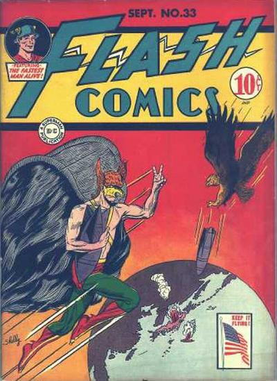 Flash Comics Vol 1 33