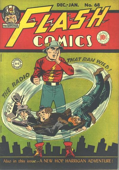 Flash Comics Vol 1 68