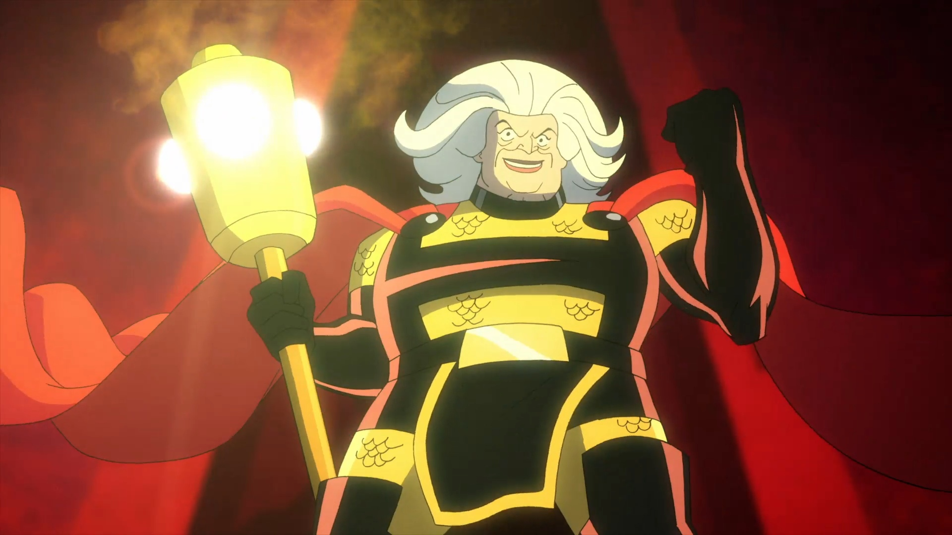 Granny Goodness (Harley Quinn TV Series)