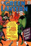 Green Lantern Vol 2 55