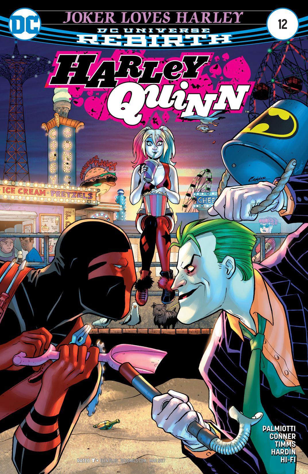 Harley Quinn Vol 3 12