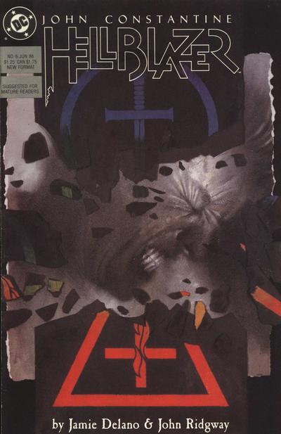 Hellblazer Vol 1 6