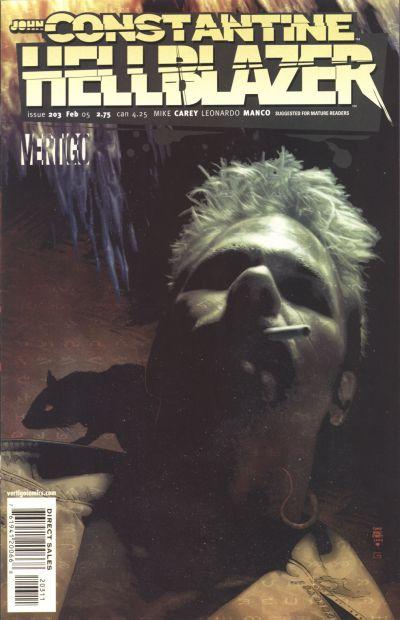 Hellblazer Vol 1 203
