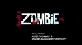 IZombie (TV Series) logo