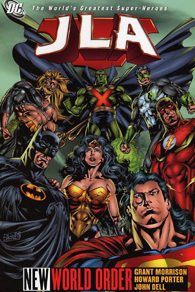 JLA: New World Order