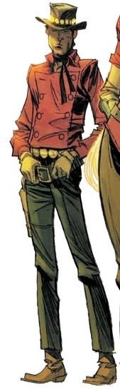 Johnny Thunder (Earth 18)