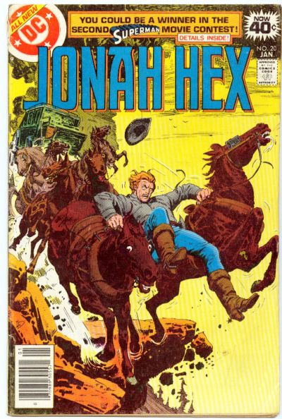 Jonah Hex Vol 1 20