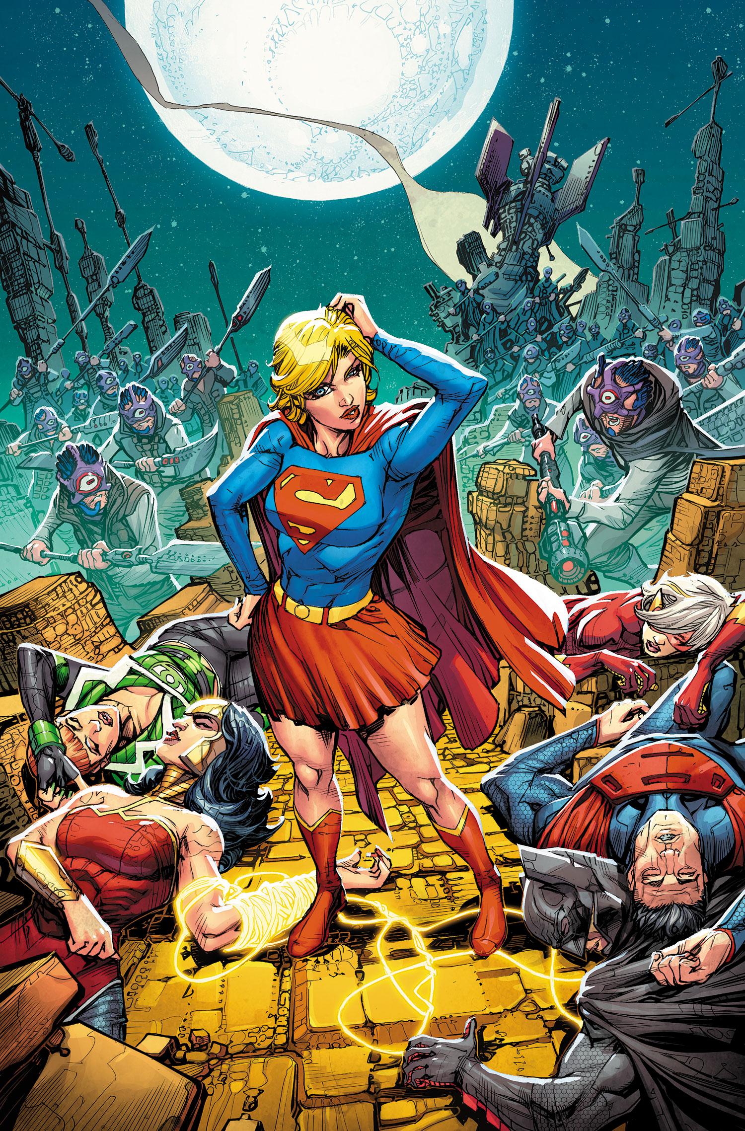 Kara Zor-El (Justice League 3000)