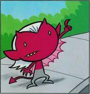 Kid Devil Tiny Titans 001
