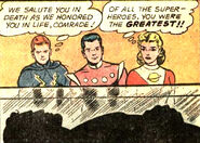 Legion of Super-Heroes Earth-149 0001