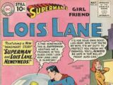 Superman's Girl Friend, Lois Lane Vol 1 25