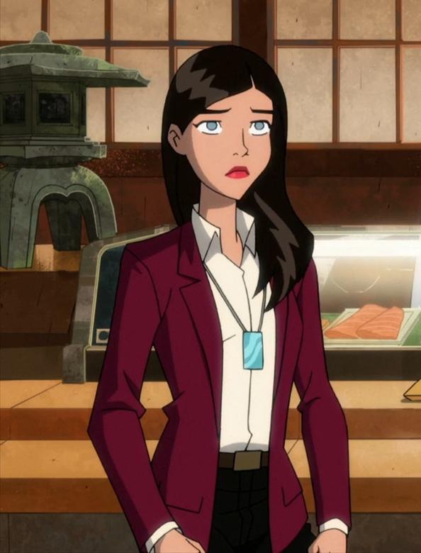 Lois Lane (Harley Quinn TV Series)