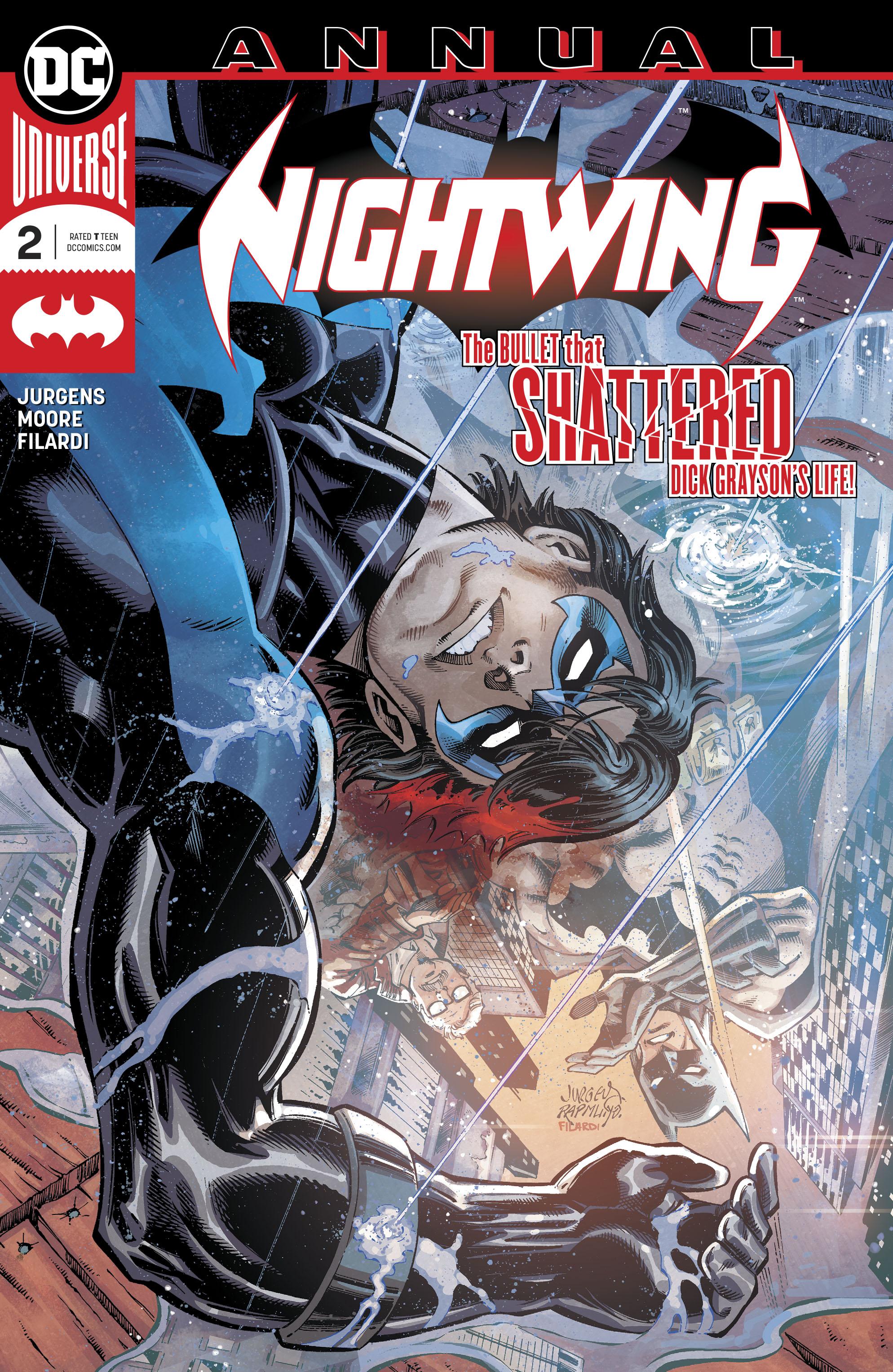 Nightwing Annual Vol 4 2