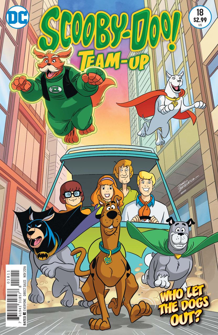 Scooby-Doo! Team-Up Vol 1 18