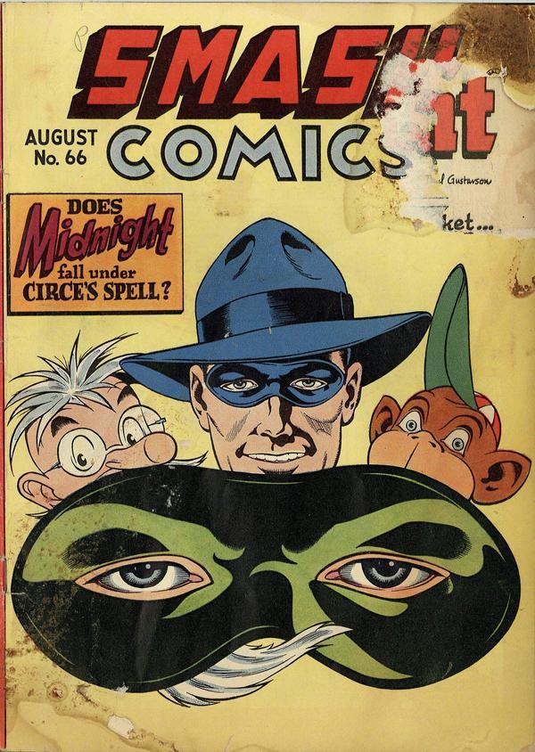 Smash Comics Vol 1 66