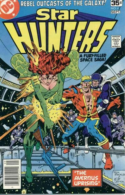 Star Hunters Vol 1 6