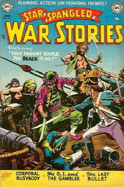 Star-Spangled War Stories Vol 1 10