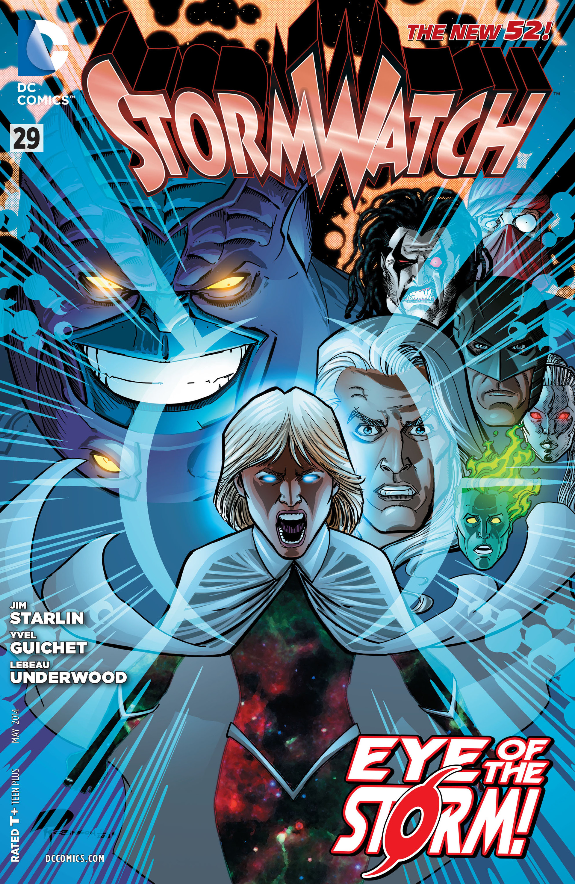 Stormwatch Vol 3 29