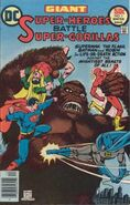 Super-Heroes Battle Super-Gorillas Vol 1 1