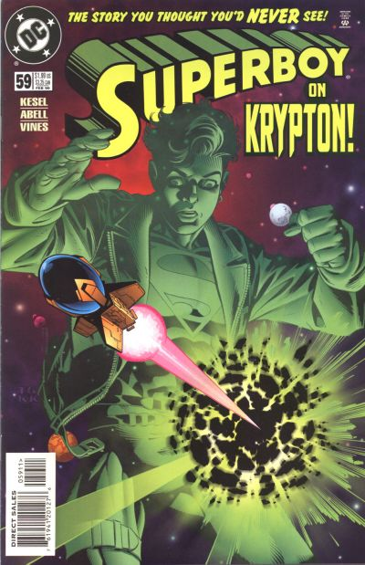 Superboy Vol 4 59