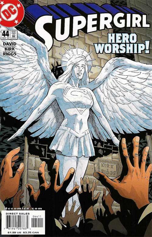 Supergirl Vol 4 44