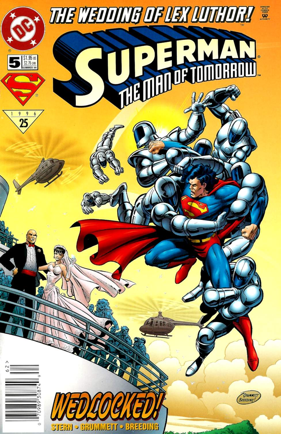 Superman: The Man of Tomorrow Vol 1 5