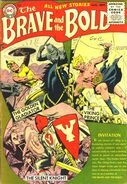The Brave and the Bold 1