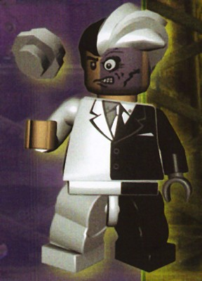 Harvey Dent (Lego Batman)