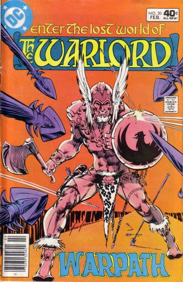 Warlord Vol 1 30