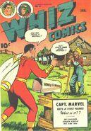 Whiz Comics 61