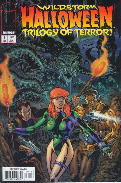 Wildstorm Halloween '97 Vol 1 1