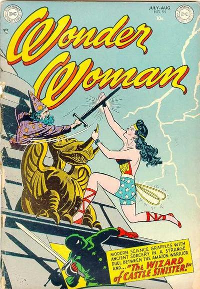 Wonder Woman Vol 1 54