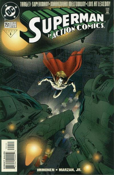 Action Comics Vol 1 751