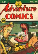 Adventure Comics Vol 1 37