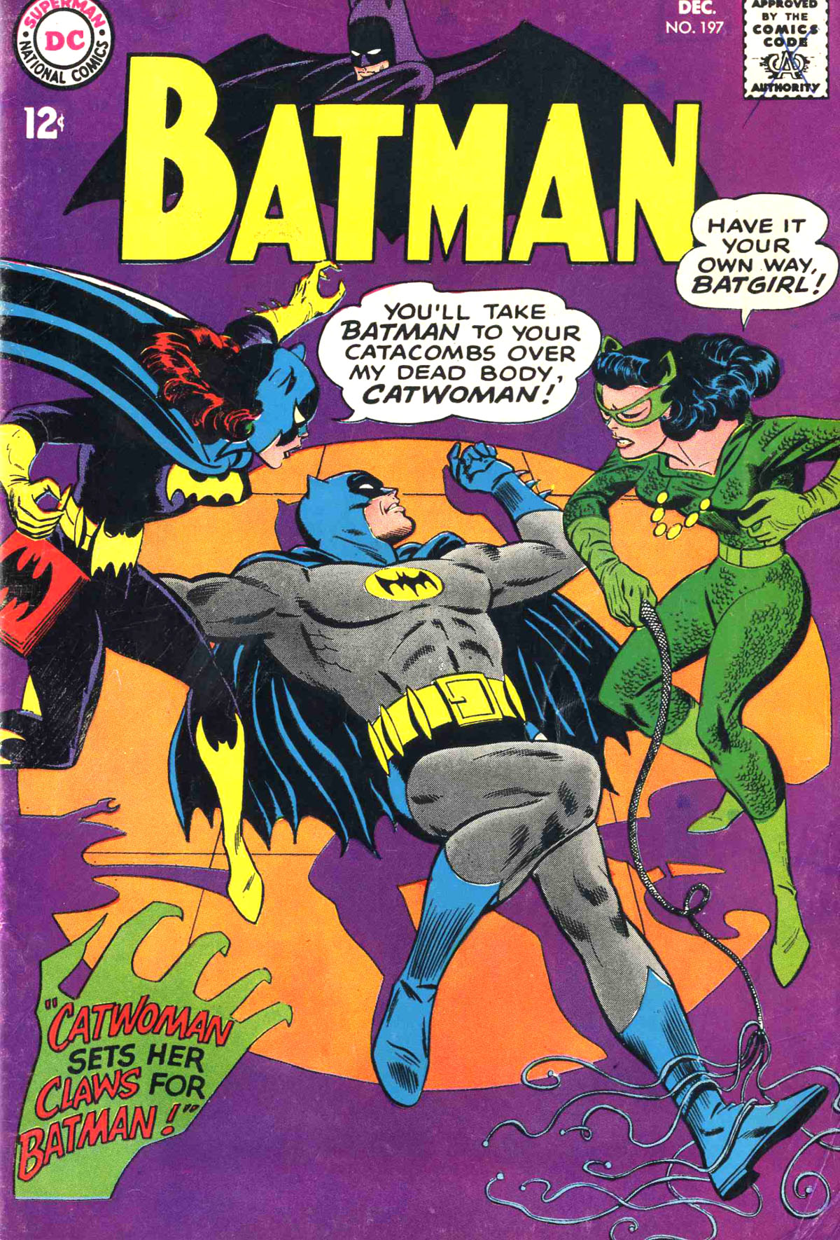 Batman Vol 1 197
